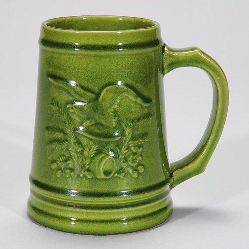 823: Rookwood 5 mug, 1965, #7301, Aventurine, Wiedemann