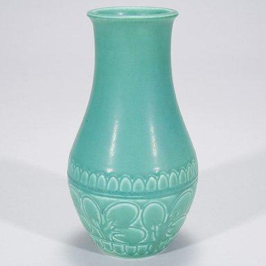 """1012: Rookwood 8"""" production vase, #2896, 1929"""