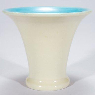 """1019: Rookwood porcelain vase, 1915, 2264 E, 5"""""""