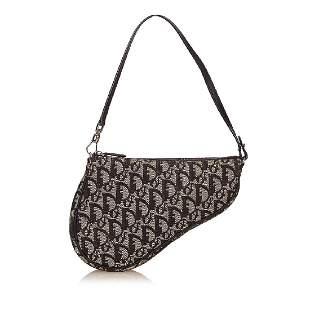 A Dior Diorissimo saddle handbag