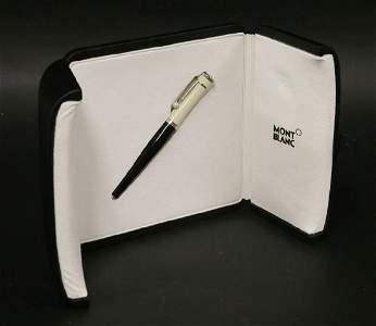 A Montblanc Greta Garbo Special Edition fountain pen