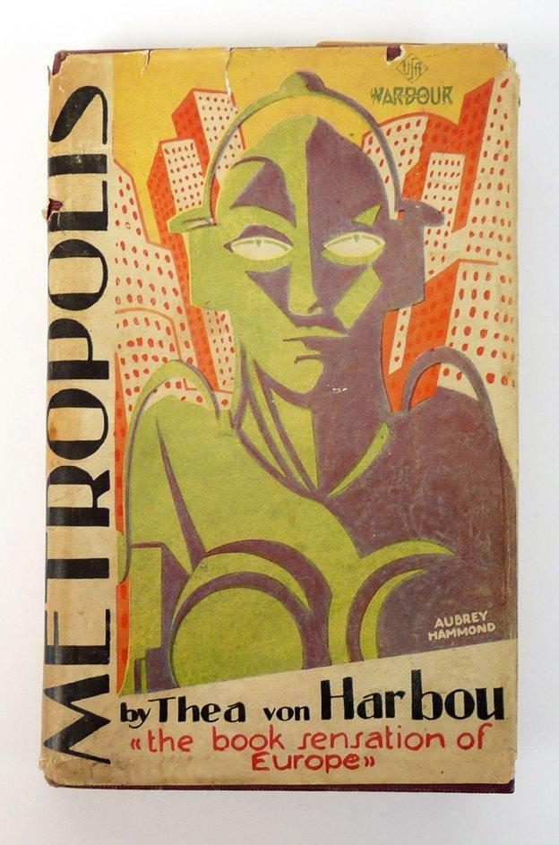HARBOU, Thea von: Metropolis, London, The Readers Libra