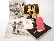 Rudolf Nureyev and Dame Margot Fonteyn, an Australian B