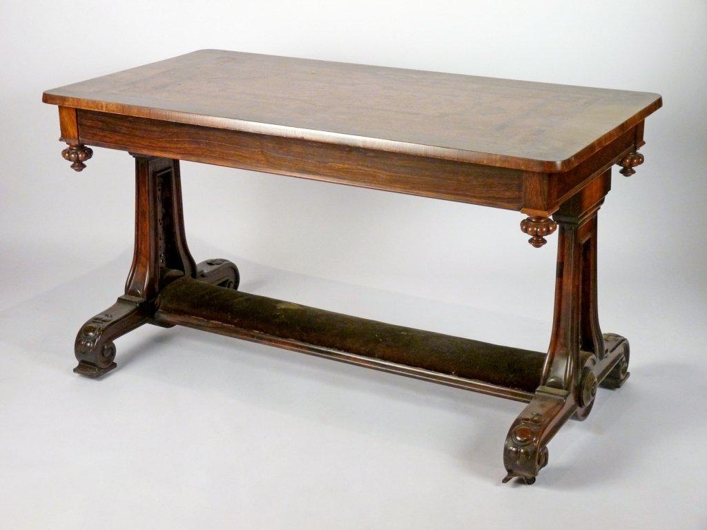 IN THE MANNER OF RICHARD BRIDGENS (1785-1846) A rosewoo