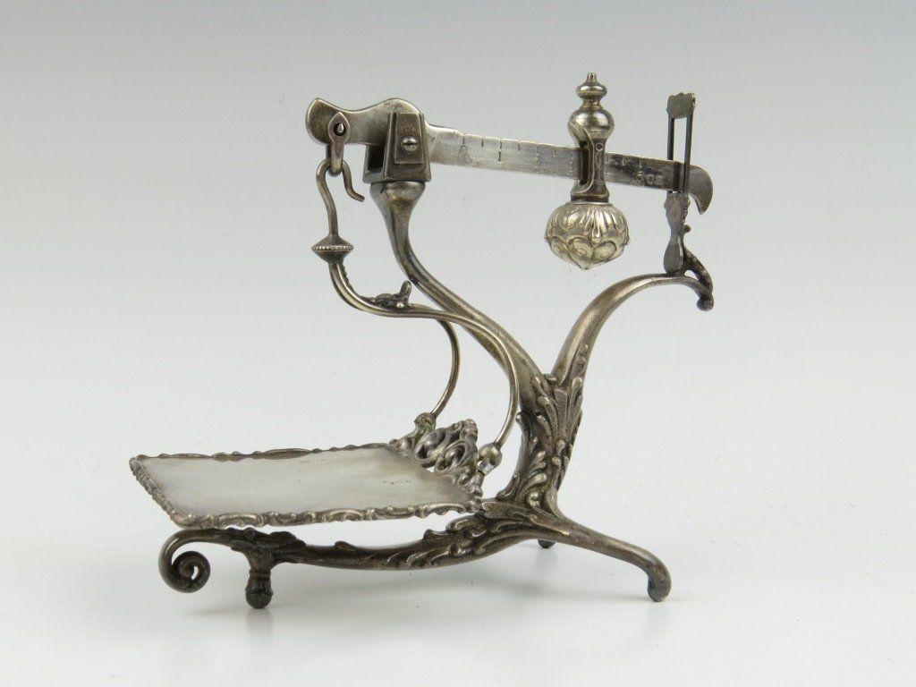 Meriden SX, a rare American decorative silver plated s