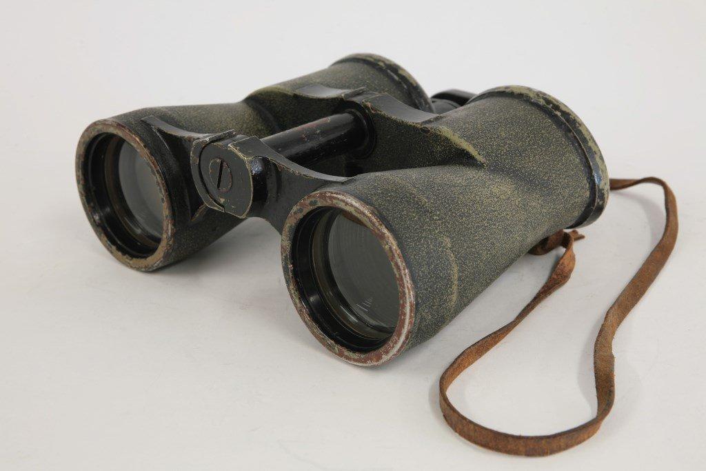 A pair of U-boat commander's binoculars,  'Kommandant
