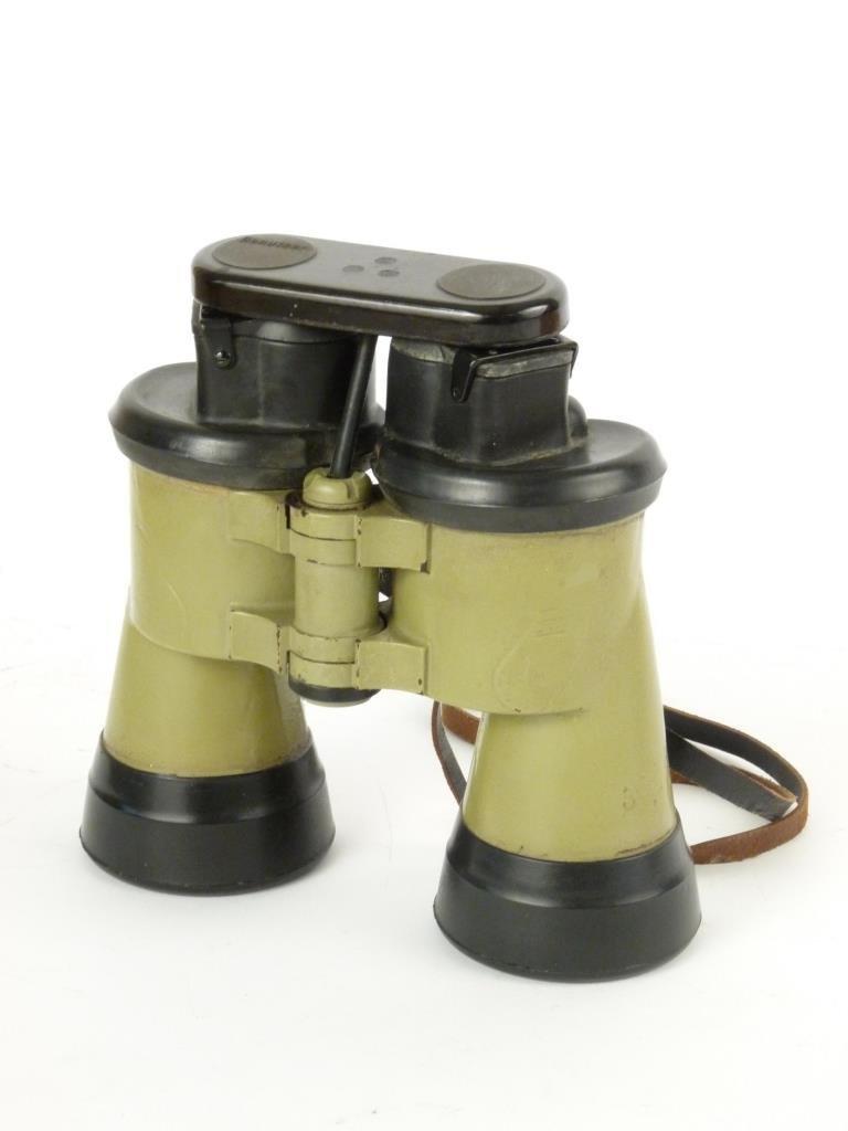 A pair of German Kriegsmarine 7 x 50 binoculars with