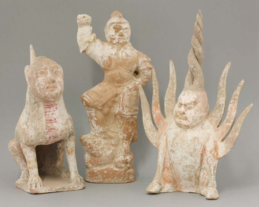 Guardians of the Tomb,  AFCTang dynasty (618-906), an