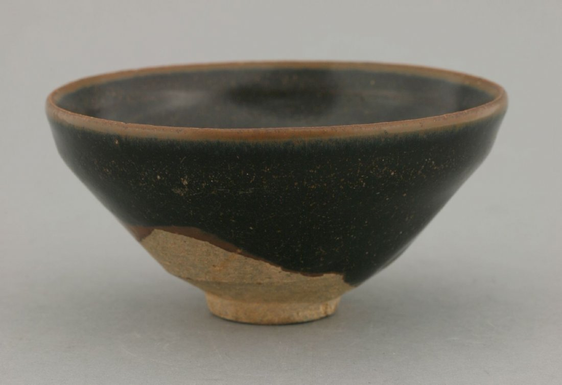 A Jian ware Tea Bowl,  AFCSong dynasty (960-1279), of
