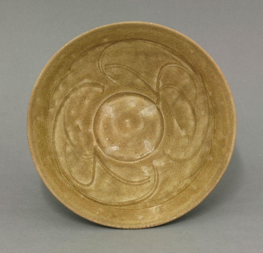 A Yueyao celadon Bowl,  AFCNorthern Song dynasty