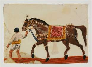 Twenty-seven Indian Mica Paintings, first quarter of