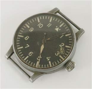 A Wempe B-uhr FL23883 Thommen movement German Luftwaffe