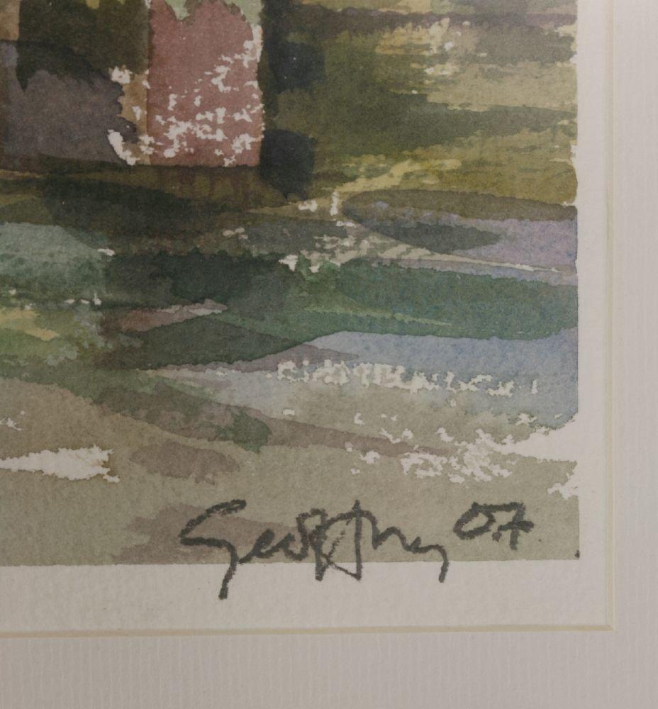 *Geoffrey Humphries (b.1945) A VENETIAN CANAL Signed - 4