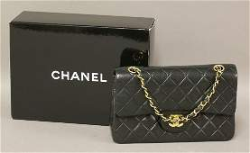 A Chanel 'Classic 2.55' medium double flap bag