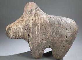 Bamana boli sculpture. 20th century.