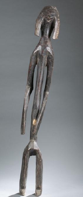 Mumuye sculpture. 20th century.