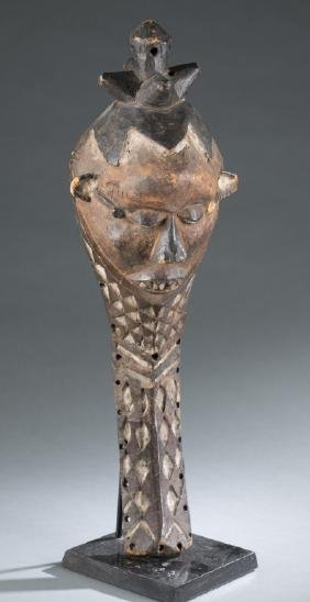 A Pende mask. 20th century.
