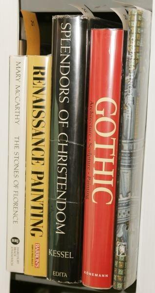 1021: [ART]. 5 Titles.