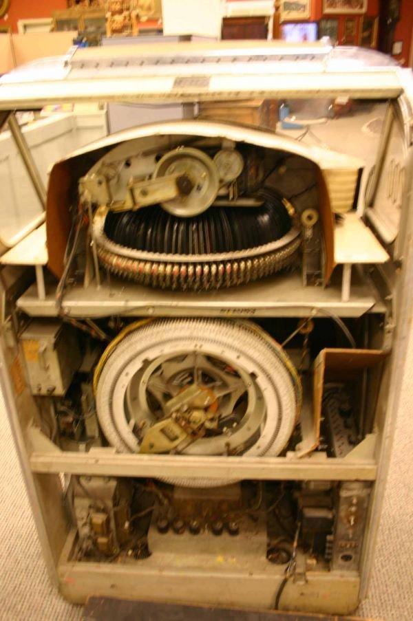 226: Wurlitzer 1956 Centennial Jukebox. Model 2000 - 4