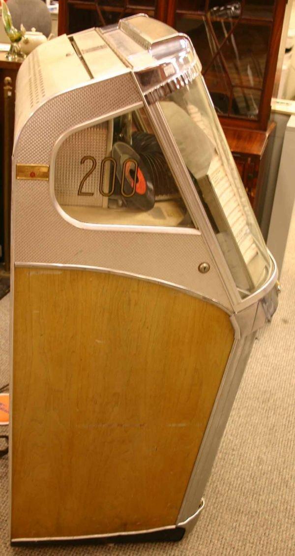 226: Wurlitzer 1956 Centennial Jukebox. Model 2000 - 5