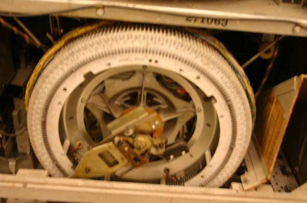 226: Wurlitzer 1956 Centennial Jukebox. Model 2000 - 7