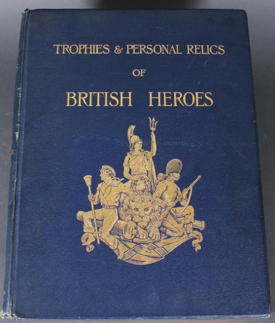 Naval & Military Trophies & Personal Relics...