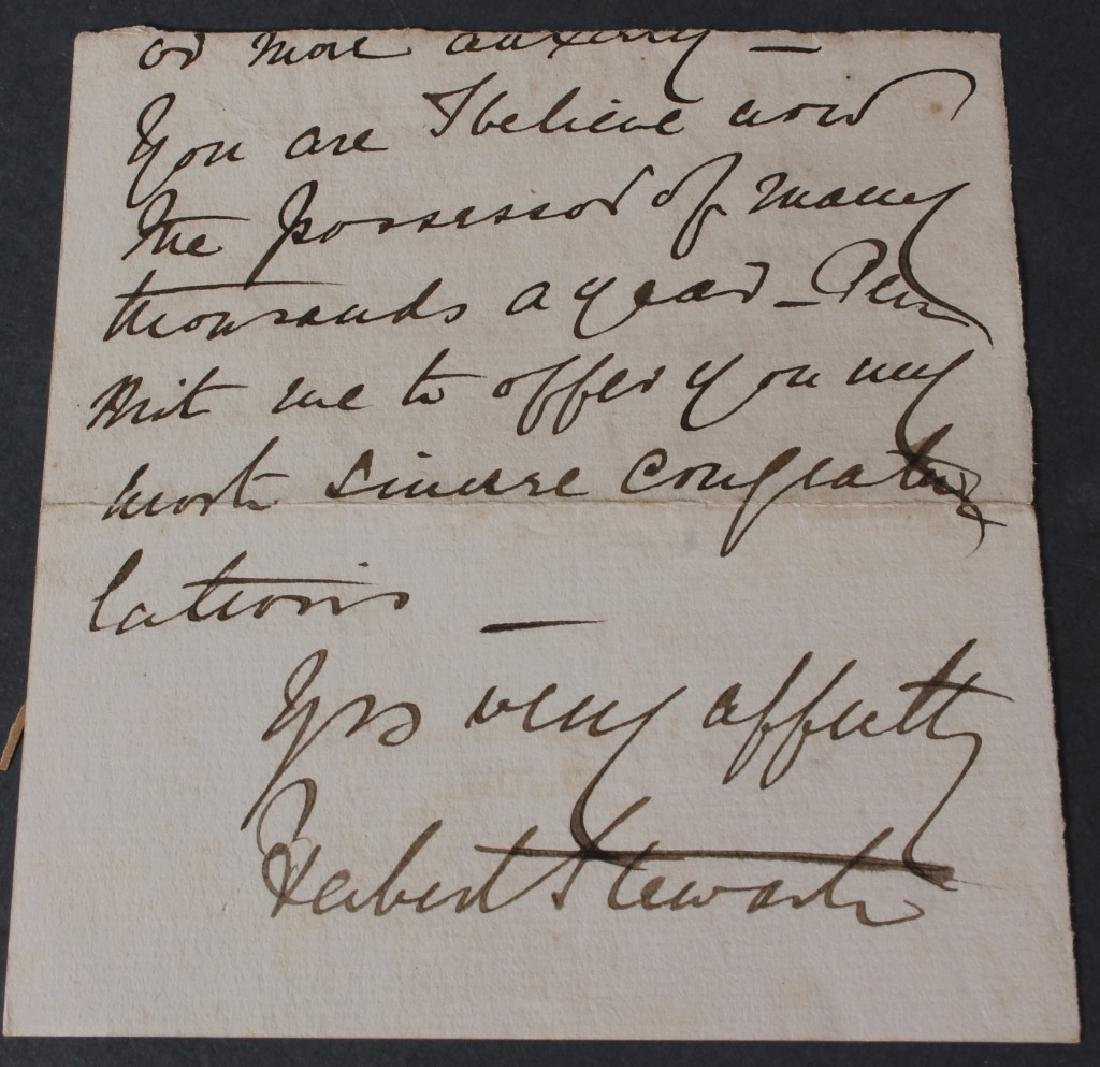 6 signatures: British officers in Egypt.