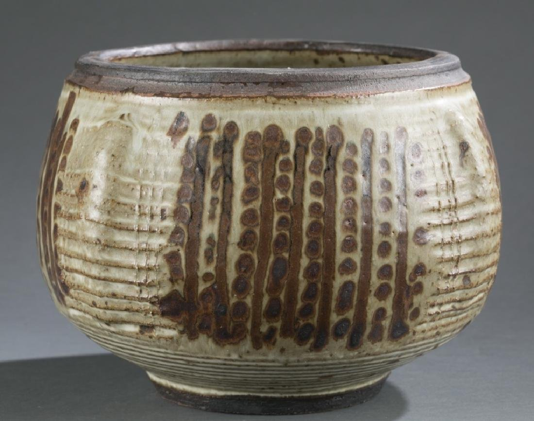 Otto Heino & Vivika Heino, ceramic bowl.