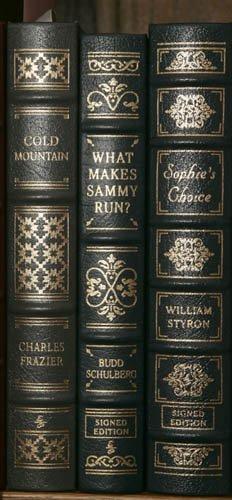 2016: [SIGNED BOOKS]. 3 Titles. Norwalk: Easton Pre