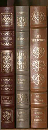 2017: [SIGNED BOOKS]. 3 Titles. Norwalk: Easton Pre