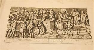 2350: [ROMAN ANTIQUITY]. Pietro Santi Bartoli. Colo
