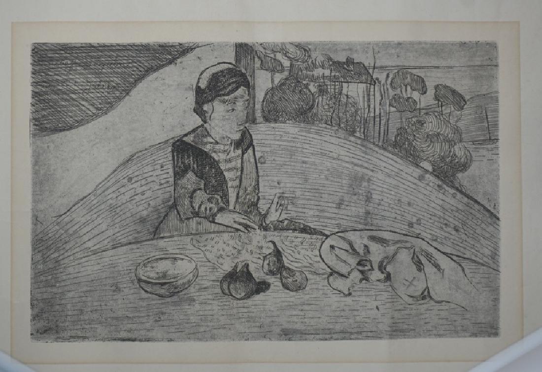 Paul Gauguin, La Femme aux Figues, 1894