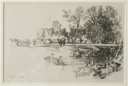 Frances Seymour Haden, Cowdray, 1882