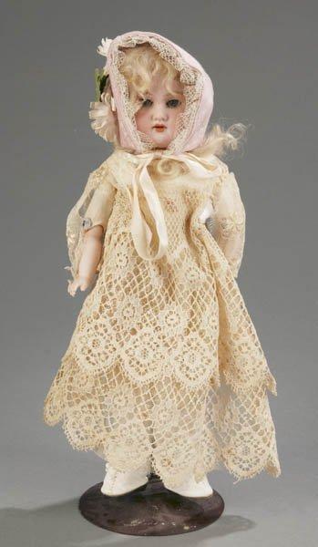 817: Armand Marseille Bisque Floradora doll