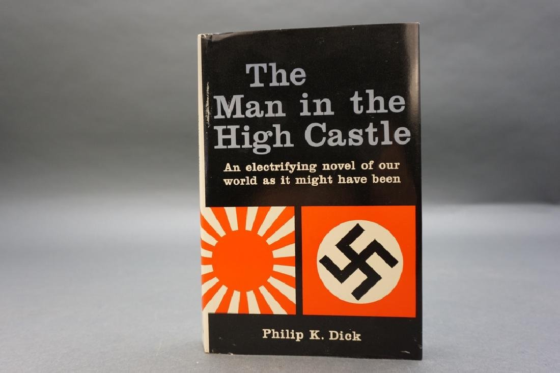 THE MAN IN THE HIGH CASTLE. (1962). 1st edition.