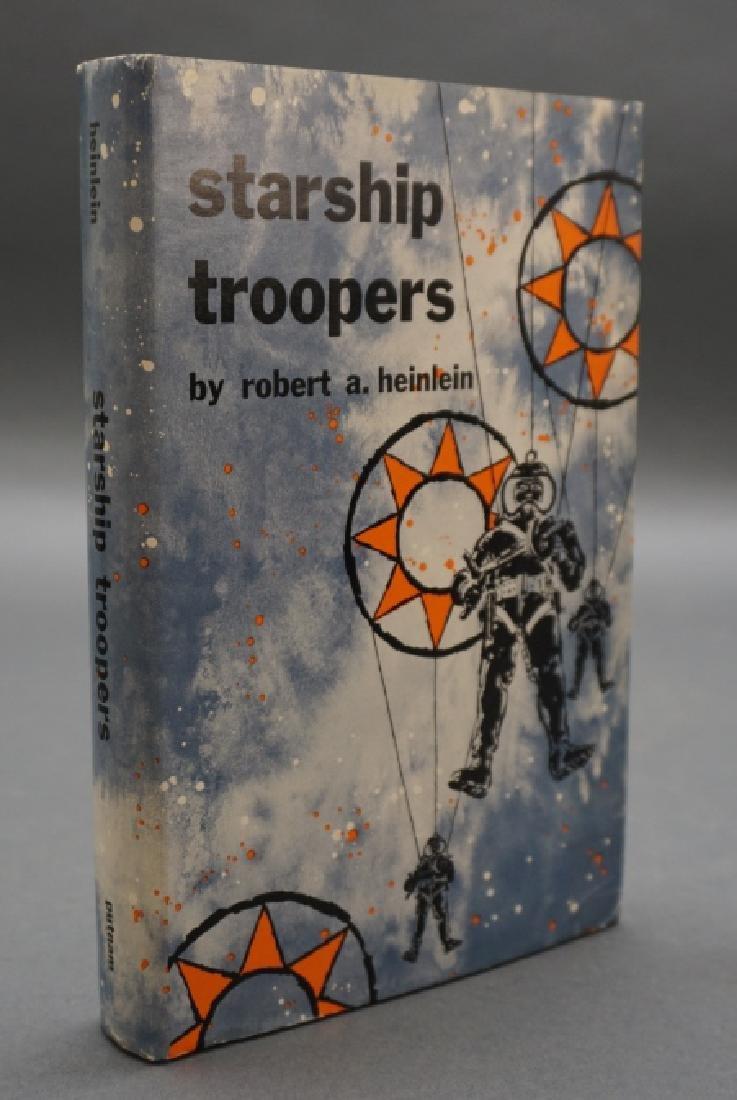 Heinlein. STARSHIP TROOPERS. 2nd impr.