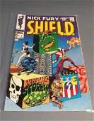 Nick Fury Agent of SHIELD Vol 1 No 1 June 1