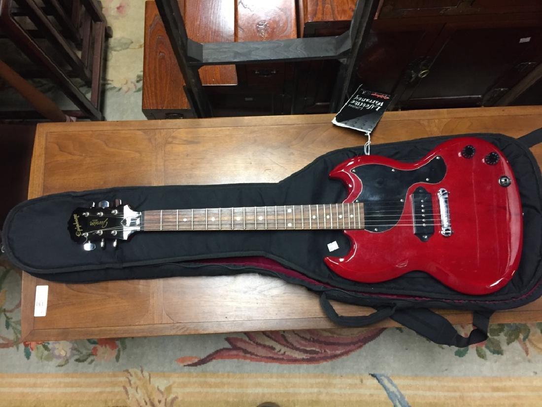 Epiphone Sg Electric Guitar Junior Model