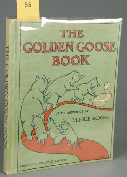 55: The Golden Goose Book, (1905), 1st edition.