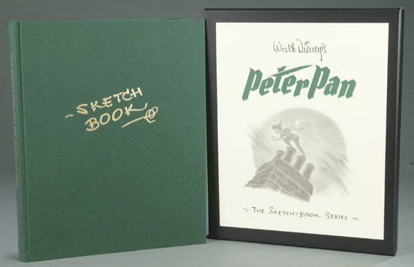 69: Walt Disney's Peter Pan, #346/2500, signed.