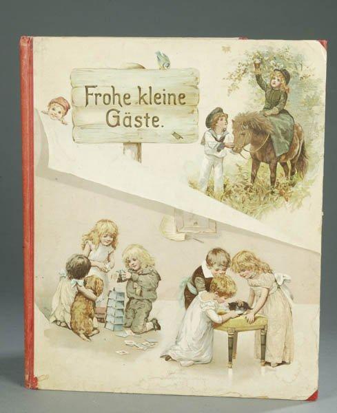 70: Dobbert, Emile. Frohe Kleine Gaste.
