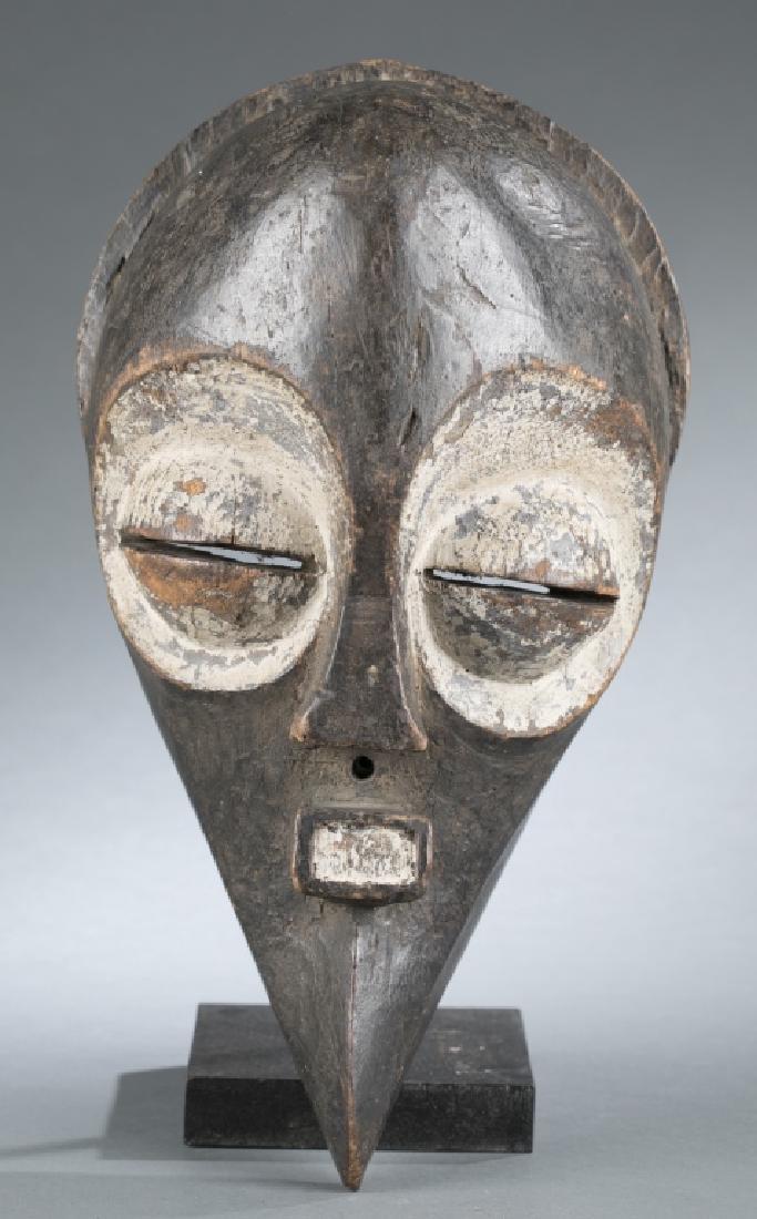 NgBaka style polychrome mask. c.20th century.