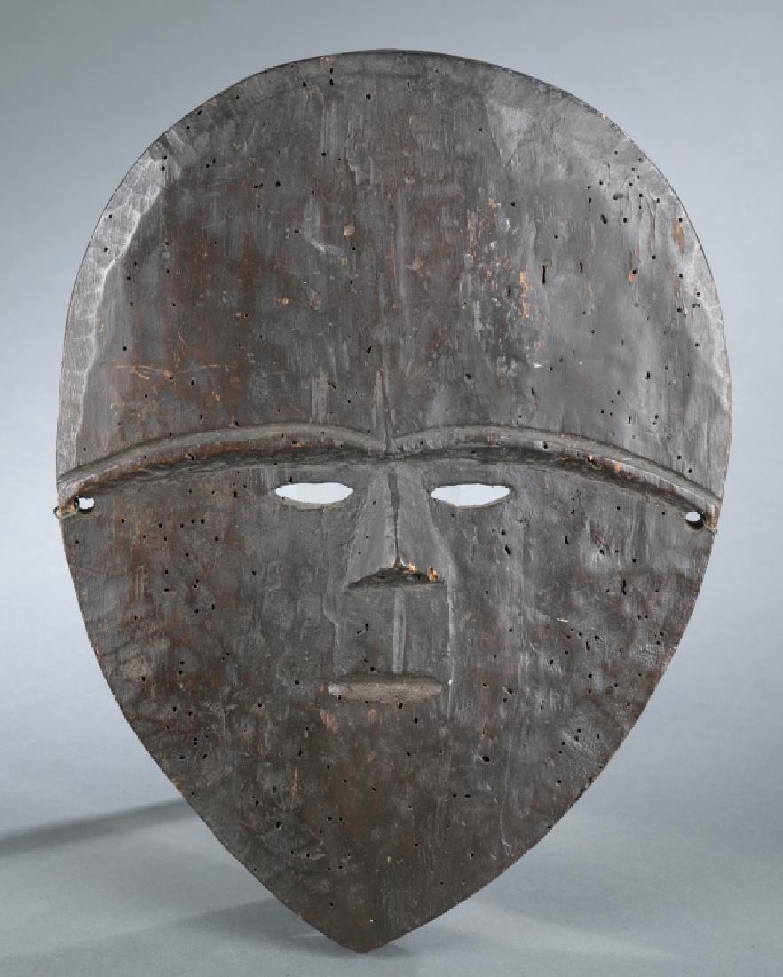 Congo style mask. c.20th century.