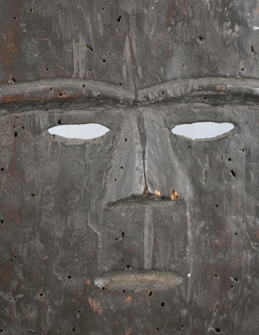 Congo style mask. c.20th century. - 2