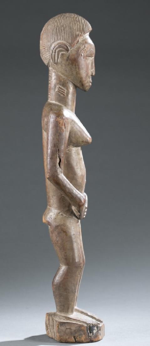 2 West African figures. c.20th century - 5