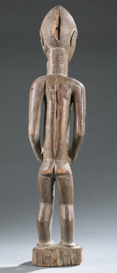 2 West African figures. c.20th century - 6