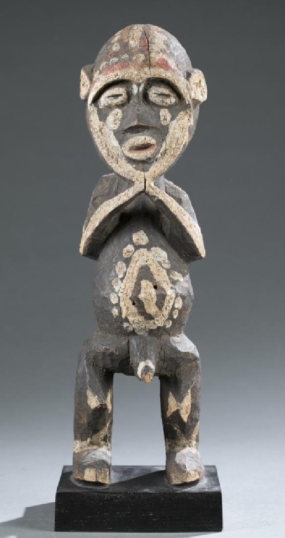 2 West African figures. c.20th century - 7