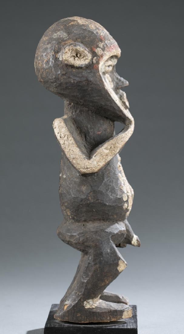 2 West African figures. c.20th century - 9