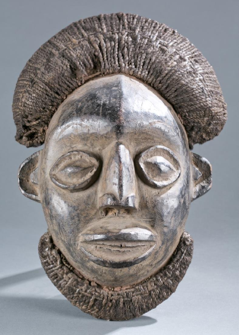A Cameroon mask.