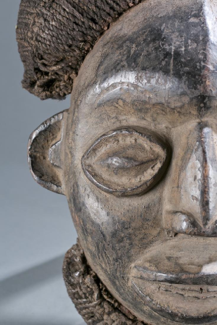 A Cameroon mask. - 3